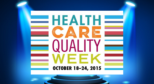 Healthcare Quality Week Image